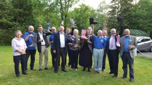 Annual competition with the Rotary Club of Bury Abbey