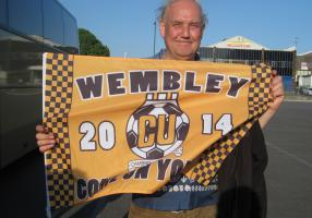 May 2014 Homeless Football Outing to Wembley