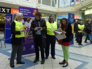 Westgate End Polio Awareness 2011