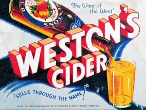Westons Cider Visit Mon 13th Oct 08