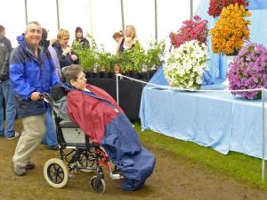 Wheelchair Push ~ Aug 2007