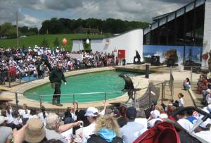 13 June 2012 - Club members join Rotary 'Kid's Out' day at Whipsnade