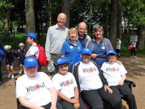 11 June 2014 - It's Rotary Kids Out day at Whipsnade