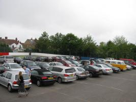 Charity Car Parking - 20th JUly 2013
