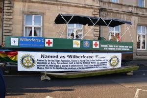 Wilberforce Car Park Hull