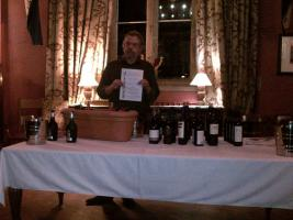 Wine Tasting (with cheese!) @ The Walls 7.15 for 7.30pm