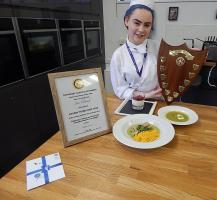 Cleethorpes Rotary Young Chef Competition