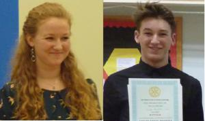 Mar 2014 District 1080  Young Musician Competition, the Leys School