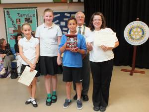 Rotary Quiz Final at Harleston