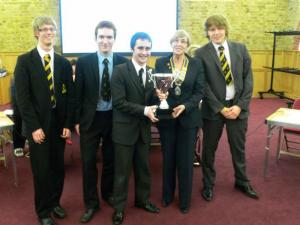 Rotary Club of Bishop's Stortford Schools' Quiz Competition 2010
