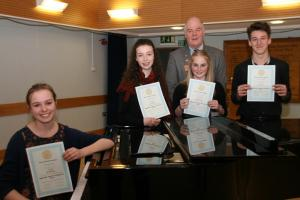 Mar 2015 Rotary Young Musician Region 3 Competition