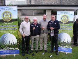 Annual Am Am Golf Day @ Dunblane Golf Club 21 June 2018 and Some Pics from the Day