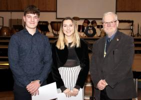 Young Musician Competition - Area Round