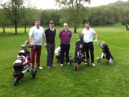 Annual Charity Golf Match 2016