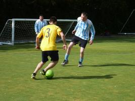 May 2016 Annual Homeless Football Tournament