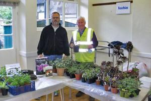 Plant Sale raises over £1500
