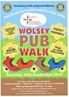 Wolsey Charity Walk 28 September 2019