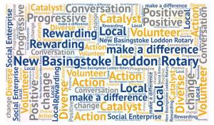 NEW Basingstoke Loddon Rotary – exciting times ahead!