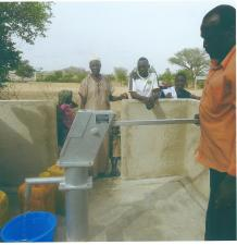 Success of Gamboura Water Wells Project