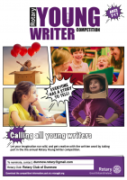 Young Writer competition 2020/21