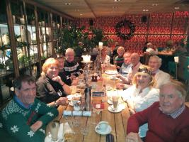 Christmas Lunch at The Vine