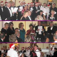 2013 'Rotarians and Friends' Christmas Party