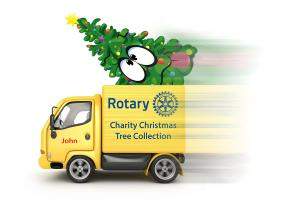 Louth Rotary Christmas Tree Collection 2018