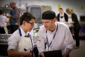 Kirkham Rotary young chef award 2016