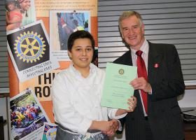 Young Chef  2013 - District Winner