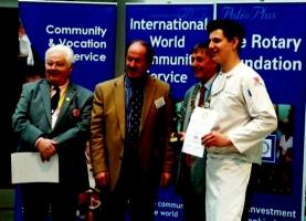 Rotary Young Chef 2017 District Final