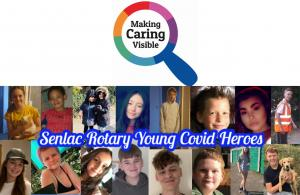 Young Covid Hero Award - Winners