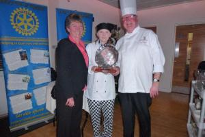 Rotary Young Chef 2013 (29 November 2013)