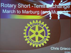 Rotary International Youth Exchange Scheme