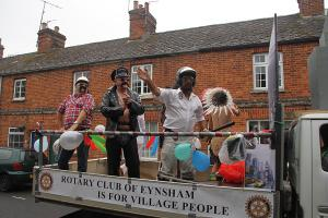 Eynsham Rotary and the Carnival