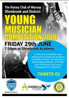 Young Musician Competition 2018