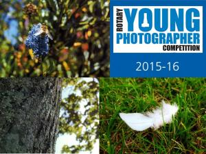 Young Photographer 2015-16