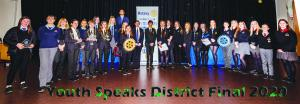 Youth Speaks Contestants