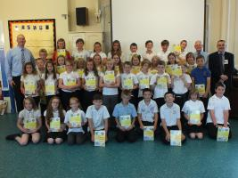 Primary School Year Six ~ 2013 Usborne Dictionary Presentations
