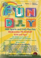 August Fun Day