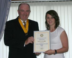 Young Achiever of the Year 2009