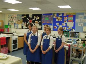 Monifieth High School Young Chef
