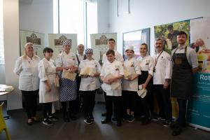 National Final Rotary Young Chef  held in District 1040
