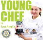 Nov 2012 Rotary Young Chef Competition hosted by Comberton Village College