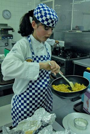 Young Chef Competition - 2011