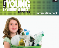 Rotary Young Environmentalist Competition