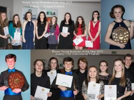 District Final Young Musician Competition