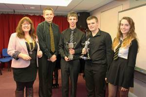 Jordan wins Area Final Young Musician 2013-14