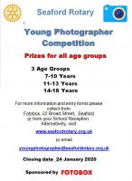 Young Photographer competition 2019-20