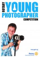 Young Photographer Competition 2020