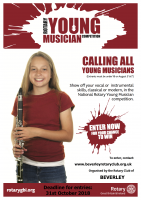 YOUNG MUSICIAN 2018